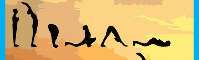 Sun salutation ashtanga