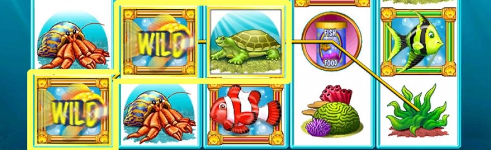 Goldfish slots - spil Goldfish spillemaskine gratis