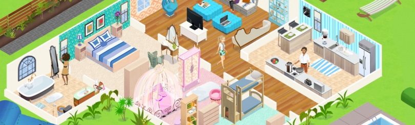 Home Design Story Is A Game Developed By TeamLava And Released On IOS.